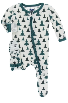 Shoptiques Product: Christmas Tree Footie