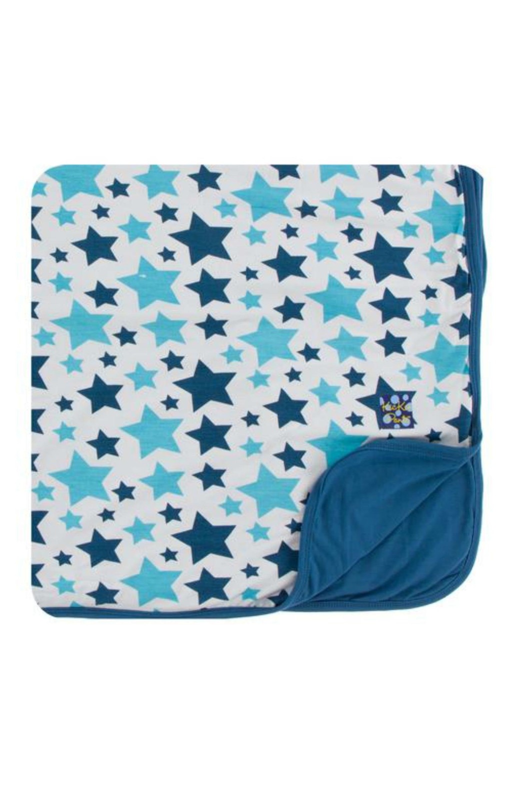 Kickee Pants Confetti Star Toddler-Blanket - Front Cropped Image