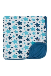 Kickee Pants Confetti Star Toddler-Blanket - Front cropped