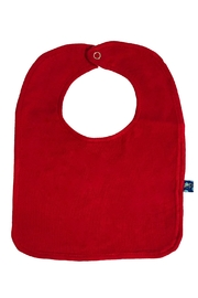 Kickee Pants Crimson Bib - Product Mini Image