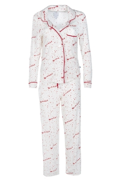 Shoptiques Product: Flying-Santa Bamboo Pajama