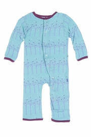 Kickee Pants Coverall - Product Mini Image