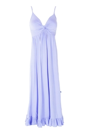 Kickee Pants Lilac Bamboo Nightgown - Product Mini Image