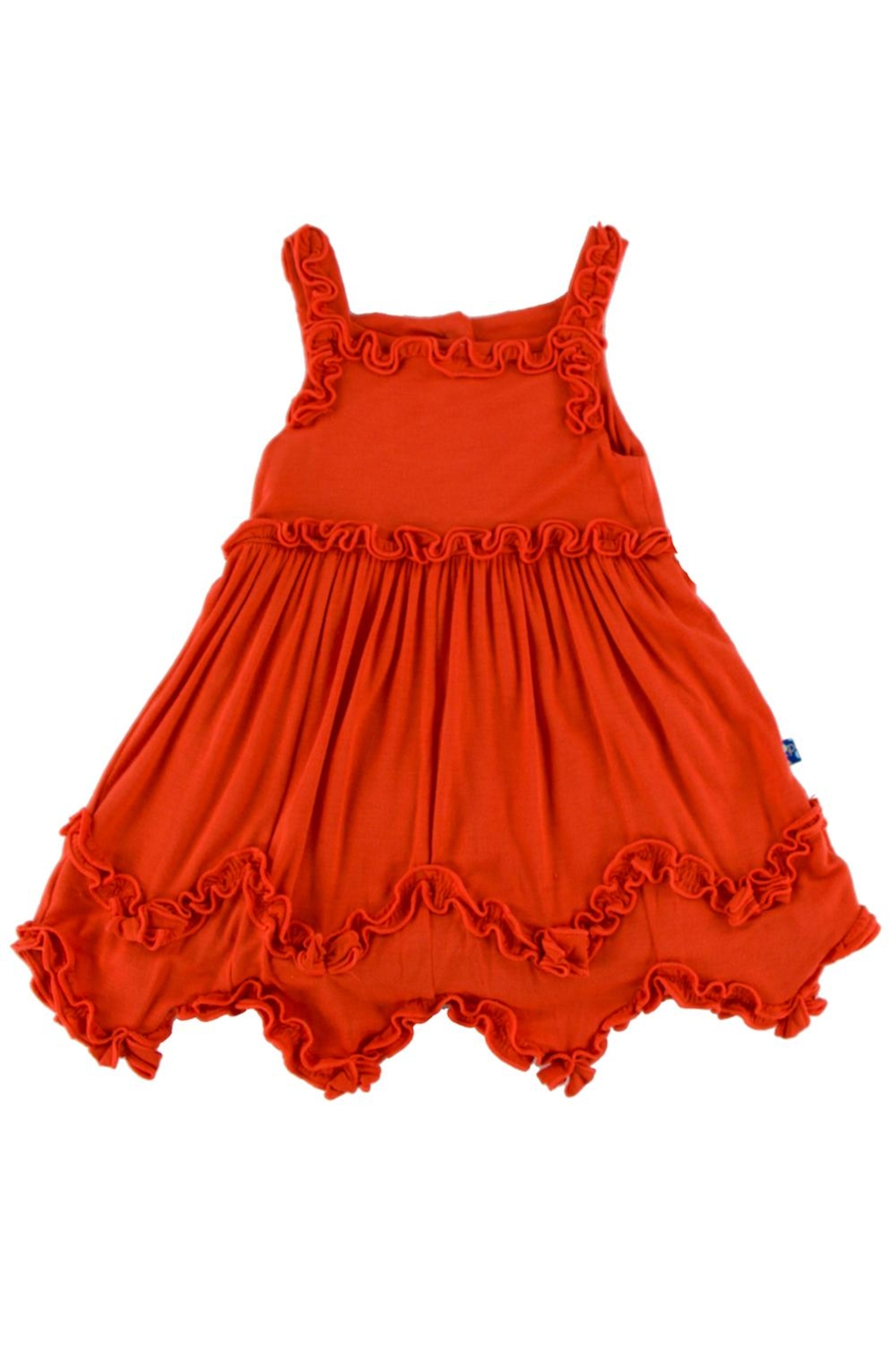 Kickee Pants Poppy Dress & Bloomer-Infant - Front Cropped Image