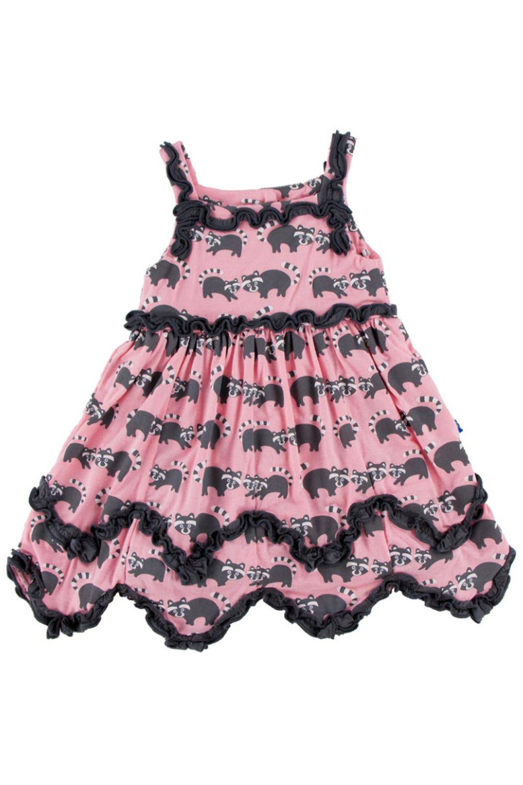 Kickee Pants Raccoon Dress & Bloomer-Toddler - Main Image