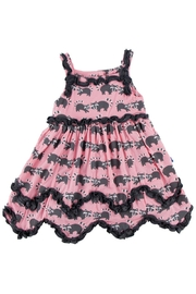 Kickee Pants Raccoon Dress & Bloomer-Toddler - Front cropped