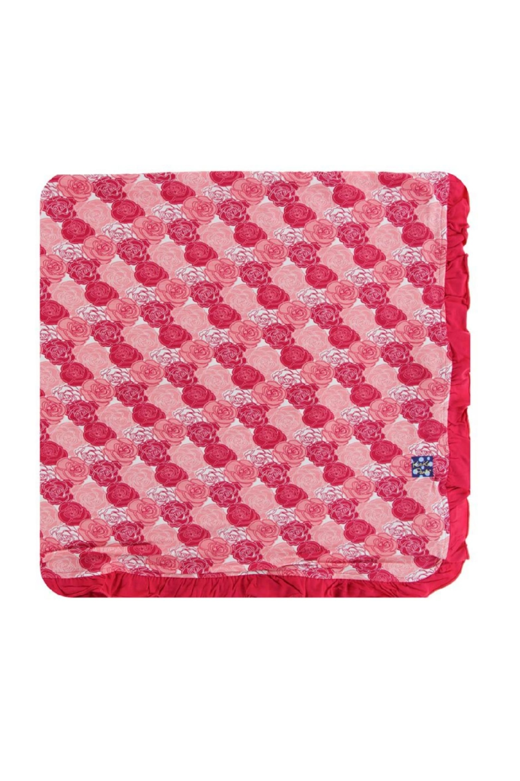 Kickee Pants Roses Toddler Blanket - Main Image