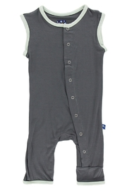 Kickee Pants Stone Tank Coverall - Product Mini Image