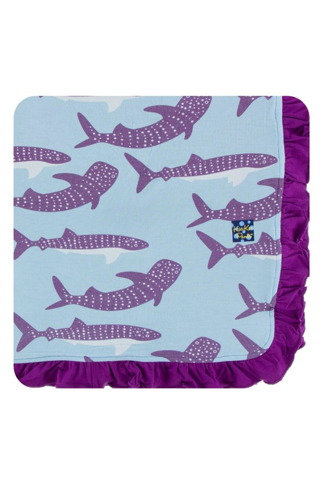 Kickee Pants Toddler Blanket Perth - Front Cropped Image