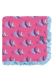 Kickee Pants Toddler Blanket Perth - Front cropped
