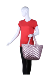 Urban Expressions Kickoff tote - Side cropped