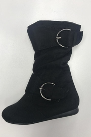 Links of London Kid's Black Boots - Product Mini Image