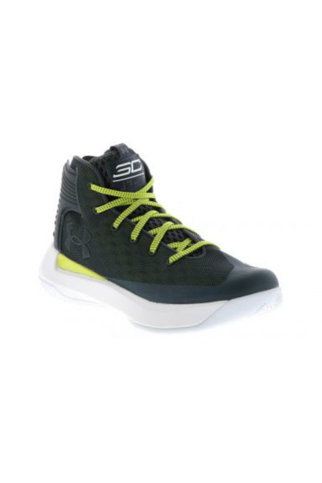 Under Armour KID'S UNDER ARMOUR CURRY 3ZERO - Front Cropped Image