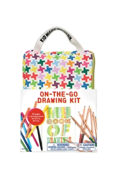 Shoptiques Product: On-The-Go Drawing Kit