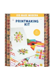 Kid Made Modern Print Making Kit - Product Mini Image