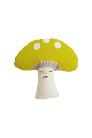 KID WILD Mushroom Pillow - Front cropped