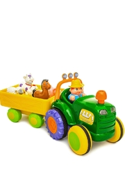 Kidoozie Toys Funtime Tractor - Product Mini Image
