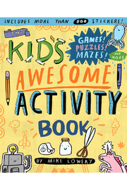 Workman Publishing Kids Awesome Activity Book - Product Mini Image