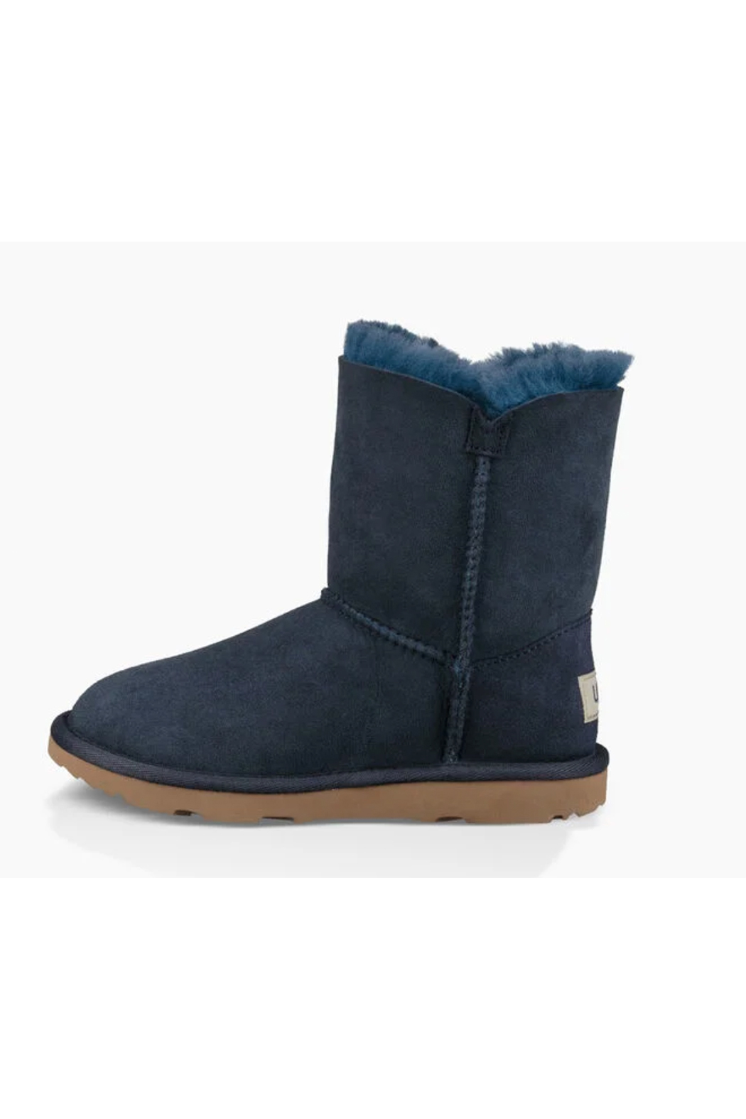 Ugg Kids Bailey Button II Boot - Side Cropped Image