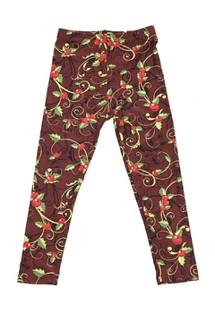 Shoptiques Product: Kids Berry Legging