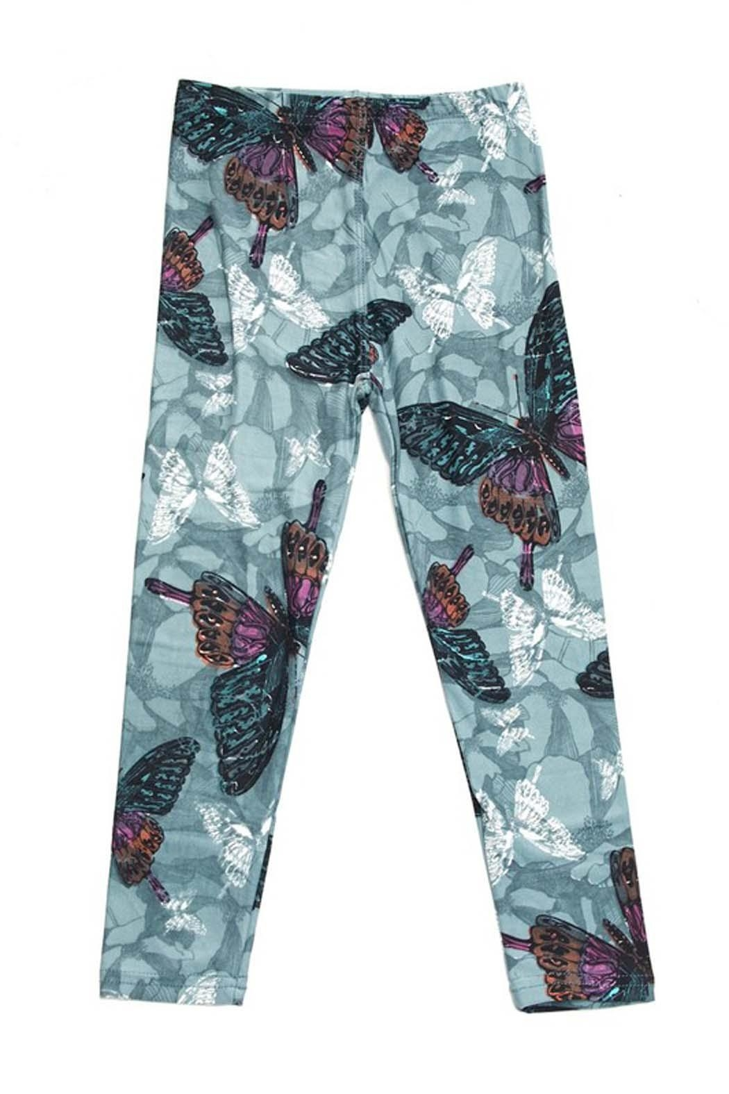 New Mix Kids Butterfly Legging - Main Image