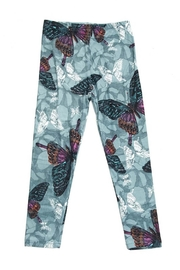 New Mix Kids Butterfly Legging - Front cropped