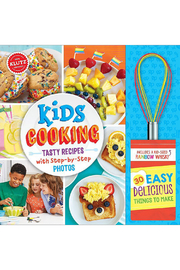 Klutz Kids Cooking - Front cropped
