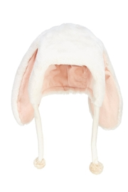 Bunnies by the Bay Kids Fur Hat - Product Mini Image
