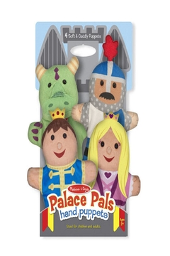 Melissa and Doug Kids Hand Puppets - Alternate List Image