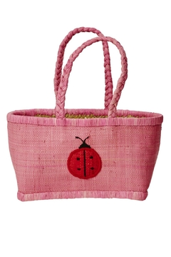 Rice DK Kids Raffia Bag - Product List Image