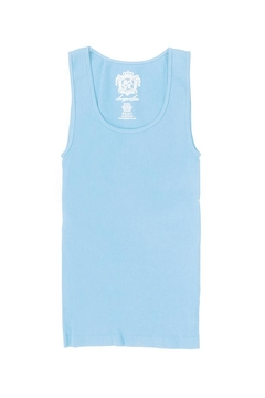Shoptiques Product: Kids Ribbed Tank