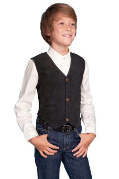 Scully Kids western Vest - Product List Image