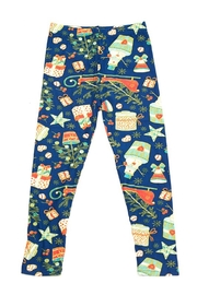 New Mix Kids X-Mas Legging - Front cropped