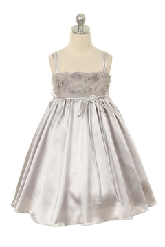 Kids Dream Floral Formal Dress - Product List Image
