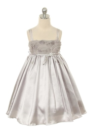 Kids Dream Floral Formal Dress - Product Mini Image