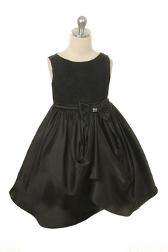 Kids Dream Formal Bow Dress - Alternate List Image