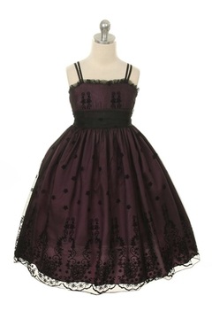 Kids Dream Lace Formal Dress - Product List Image