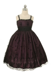 Kids Dream Lace Formal Dress - Product Mini Image
