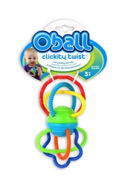 Kids II Oball Clickity Twist Toy - Product Mini Image