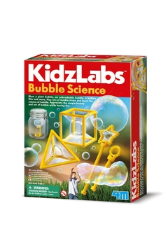Toysmith Kidz Labs Bubble Science - Product List Image