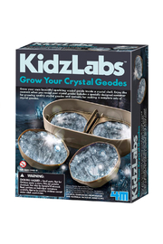 Schylling KidzLabs Grow Your Crystal Geodes - Product Mini Image