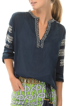Shoptiques Product: Kiev Hand Embroidered Top