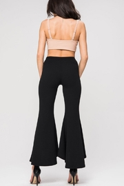 Kikiriki Kikirki Flare Trousers - Side cropped