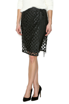 Shoptiques Product: Open Weave Skirt