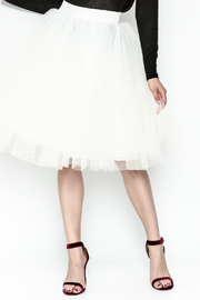 Kikiriki Swan Tulle Skirt - Product Mini Image