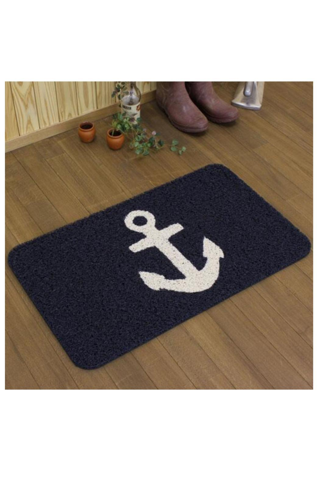 Kikkerland Anchor Doormat From Toronto By Neat Shoptiques
