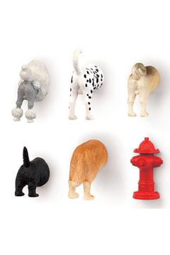 Shoptiques Product: Dog Butt Magnets