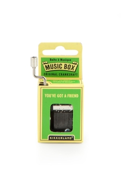 Shoptiques Product: Friend Musicbox