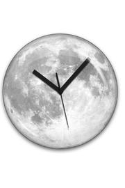 Kikkerland Moon Clock - Product Mini Image