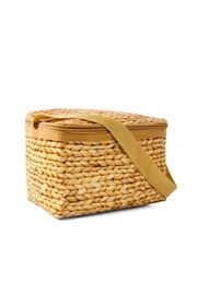 Kikkerland Straw Lunch Box - Front cropped